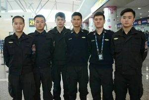 重慶江北機場安檢就業學生