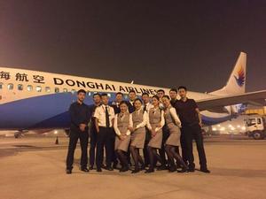 東海航空就業學生